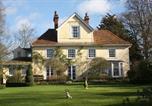 Location vacances Lavenham - The Old Rectory, Kettlebaston-1