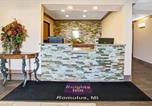 Hôtel Romulus - Knights Inn Metro Airport-2