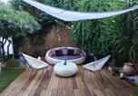 Location vacances Mauguio - Rez De Jardin avec Spa comme une petite Maison entre la Ville, Mer, Nature-1