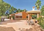 Location vacances Llucmajor - Holiday Home Lluchmajor with Fireplace Ix-1