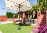 Location vacances Jayena - Casa el rosal blanco-4