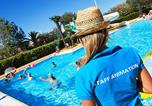 Camping avec Ambiance club Agde - Camping Les Champs Blancs-3