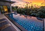 Location vacances Ko Lanta Yai - Stylish Pool Villa 3br - 10 Mins Walk To The Beach - Vision Lanta-1