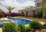 Hôtel Dakar - Villa Paradise Elodie-1