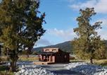 Location vacances Hokitika - Brand New Cozy Cabin in the Paddocks-1