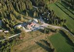 Camping avec Site nature Doucier - Domaine du Bugnon-2