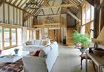 Location vacances Benenden - Strawberry Hole Barn-4