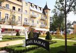 Hôtel Františkovy Lázně - Hotel Bajkal-3