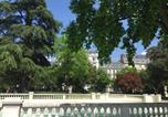 Location vacances Dijon - Le Jardin Darcy Hyper centre gare-ville-1