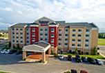 Hôtel Elk City - Fairfield Inn and Suites by Marriott Weatherford-1