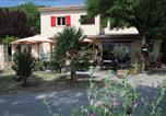 Camping avec Quartiers VIP / Premium Ardèche - Camping Le Clapas-2