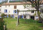 Hôtel Aude - Chambres d'hôtes Les Gragniotes-2