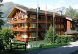 Hôtel Les chutes du Trümmelbach  - Hotel Bellevue-Wengen-4
