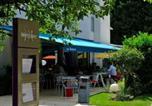 Hôtel Bérig-Vintrange - Mercure Hotel Forbach Centre de Loisirs-3