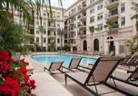 Location vacances Los Angeles - Sunshine Suites at The Da Vinci-2
