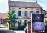 Hôtel Meistratzheim - Le Dormeur-2