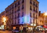 Hôtel Les Déserts - Hotel Actuel Chambéry Centre Gare-3