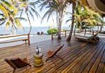 Location vacances  Belize - Villa Sand-2