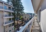 Location vacances Aix-les-Bains - Grand appartement, calme , parking, centre ville-4