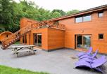 Location vacances Beauraing - Luxurious Chalet in Beauraing with Sauna-1