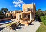 Location vacances Cala Sant Vicenç - Villa in Cala San Vicente Vii-1