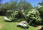 Location vacances Muro - Bas de villa rez de chaussée jardin-1
