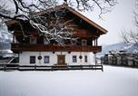 Location vacances Fügen - Apart Sprenger Fügen im Zillertal-4