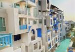 Location vacances Sam Roi Yot - Chelona huahin beachfront condominium-1