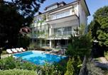 Hôtel 4 étoiles Oberkirch - Garrigae Villa La Florangerie-1