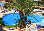 Hôtel Agadir - Golden Beach Appart'hotel-1