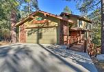 Location vacances Idyllwild - Cozy Idyllwild Cabin with Decks - Steps from Hiking!-2