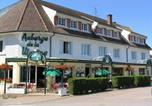 Hôtel Choisey - Auberge De La Marine-4