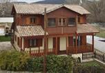 Location vacances  Cuenca - La cabaña del bosque-1