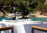 Location vacances Begur - Tamariu Villa Sleeps 8 Pool Wifi-2