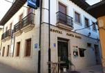 Location vacances Fabero - Hostal Santa Maria-2