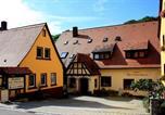 Location vacances Creglingen - Gasthof Alte Schreinerei-1