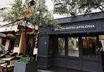 Hotel Qualys Mouffetard Apolonia