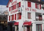 Hôtel Asque - Hôtel des Deux Cols-1