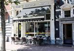 Hôtel Amsterdam - Hotel Mevlana-4
