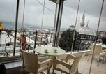 Hôtel Binbirdirek - Black Pearl Apart Istanbul-3
