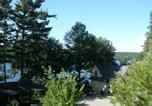 Hôtel Tilton - Boulders Lakefront Motel-1