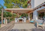 Location vacances Sant Josep de sa Talaia - San Jose Villa Sleeps 12 Pool Air Con Wifi-2