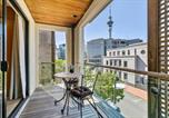 Location vacances Auckland - Enormous One Bedroom Beauty in Cbd! Free Parking-1