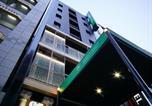 Hôtel Nagoya - Nagoya Sakae Green Hotel-1