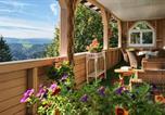 Location vacances Sankt Märgen - Landhaus-Apartment Feldbergblick-2