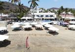 Hôtel Manzanillo - Mar Celeste All Inclusive on the beach-3