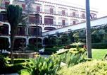 Hôtel Huamantla - Gs Jerocs Tlaxcala-2