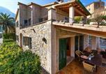 Location vacances Valldemossa - Deia Town House Sleeps 8 with Air Con-1