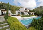Location vacances Vence - Villa de Veyas - beautiful new villa with stunning seaview-1