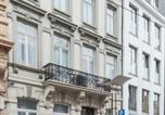 Location vacances Ghent - La Lys Rooms & Suites-4